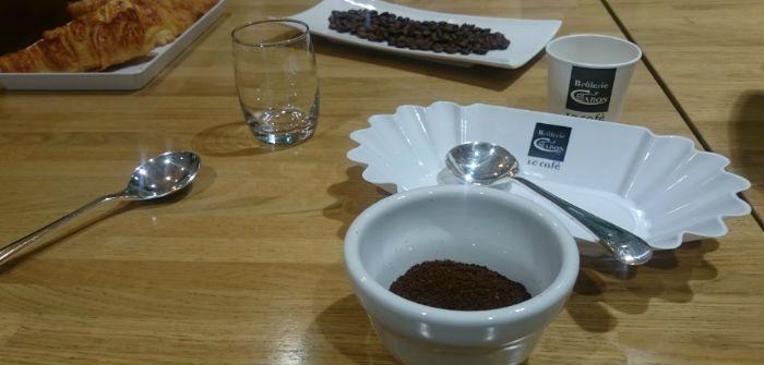 J'ai testé : l'Atelier découverte du café chez Caron