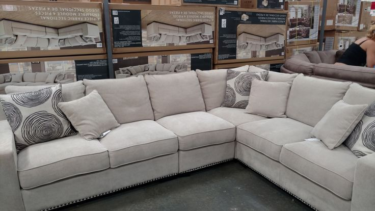 Awesome Couch From Costco!