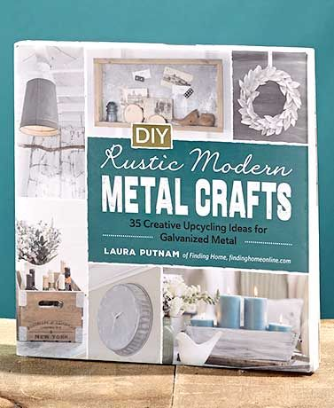 33 best book club images on pinterest book clubs books for Galvanized metal sheets for crafts