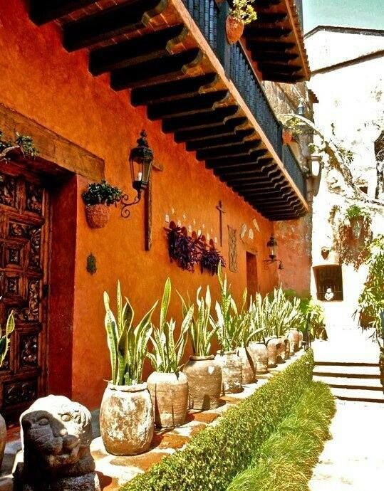1000 Images About Casas Coloniales On Pinterest Mexican