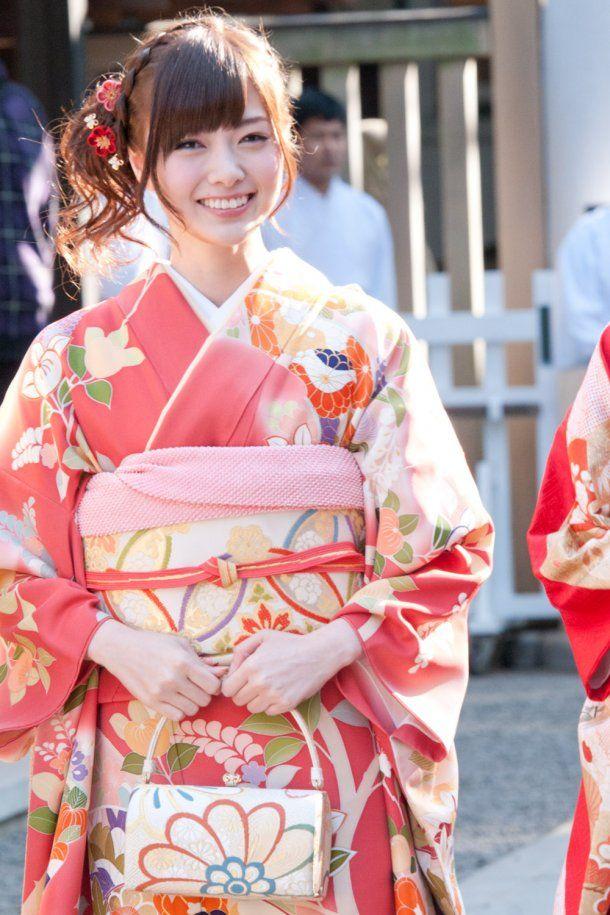 乃木坂46 (nogizaka46)  Upcoming Age Ceremony ~ Shiraishi Mai (白石麻衣)