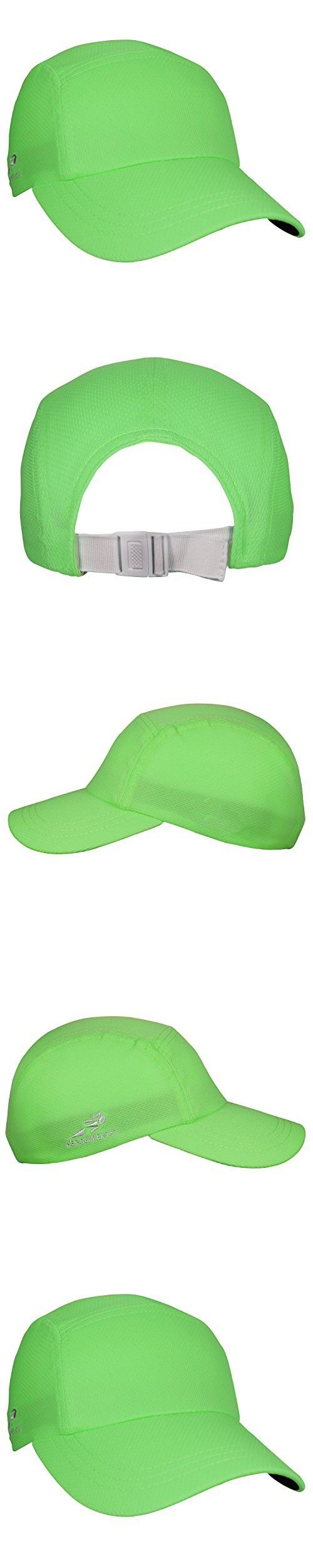 Headsweats Performance Race/Running/Outdoor Sports Hat, Limeade