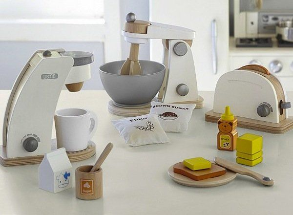 Wooden Pretend Play Cooking Toys By Pottery Barn Kids