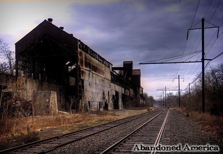 billmeyer limestone quarry, bainbridge PA - matthew christopher murray's abandoned america