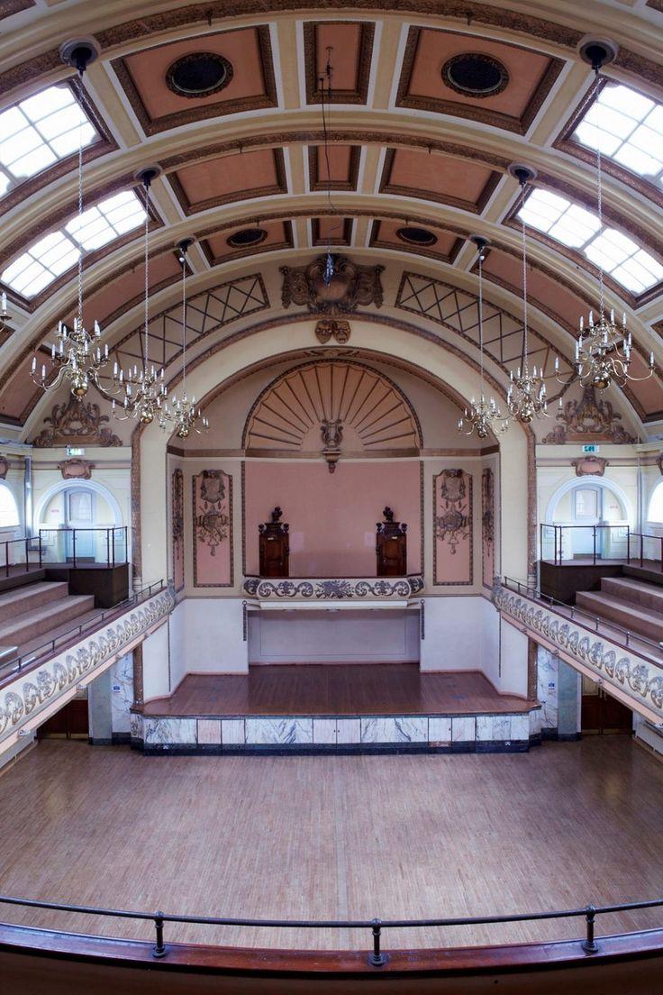 Shoreditch Town Hall: Garden, Restaurant & Bar Images