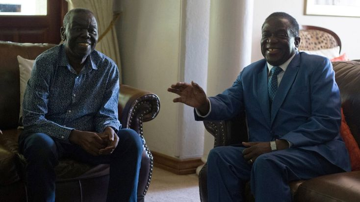 Emmerson Mnangagwa: 'No need' for coalition government - http://zimbabwe-consolidated-news.com/2018/01/05/emmerson-mnangagwa-039no-need039-for-coalition-government/