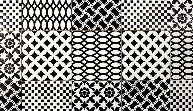 Deco Dantan-TAGINA-4, Publieke ruimten, Badkamer, Moderne stijl stijl, Patchwork stijl stijl, Geglazuurde porseleinen tegel, wand - en vloerbekleiding, Glanzend oppervlak, niet-gerectificeerde kant