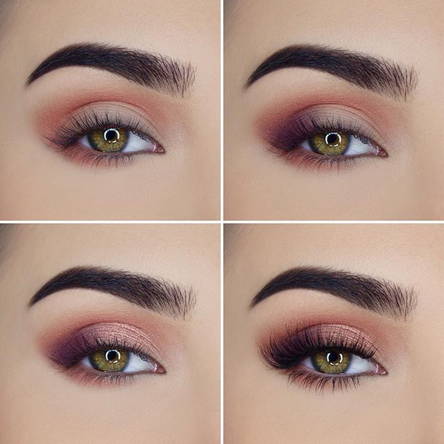 @toofaced Sweet Peach Palette shades used: Georgia, Candied Peach, Delectable, Bellini Lashes: @worldwidelashes // InLove