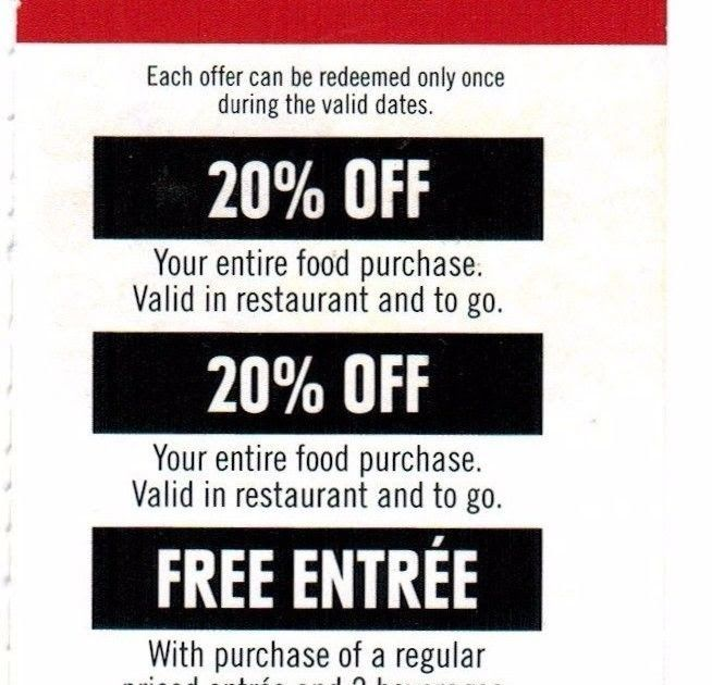 image relating to Tgifridays Printable Coupons identify Printable vouchers tgi fridays - Atlanta magazine athletics