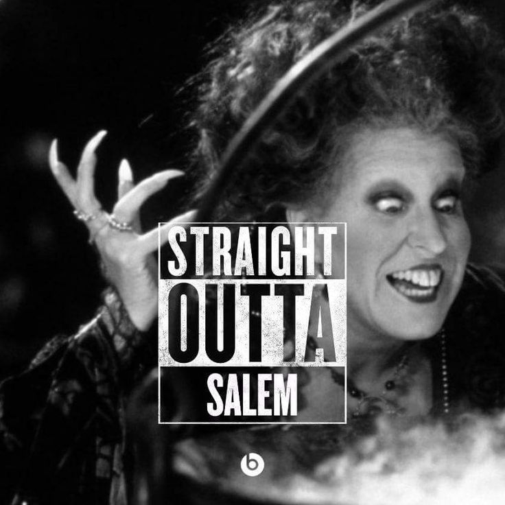 Love of Hallows Eve (jennizaqt: Straight Outta Salem!)
