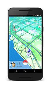 Pokémon GO Map Screenshot