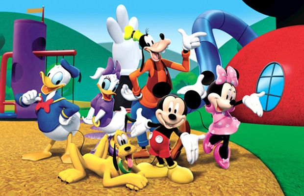 mickey mouse clubhouse clipart free - photo #43