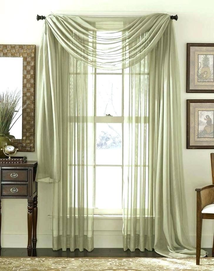 Hang Sheer Curtains Different Ways To Hang Pictures Hang Sheer