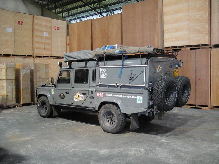 #LandRover Defender 130