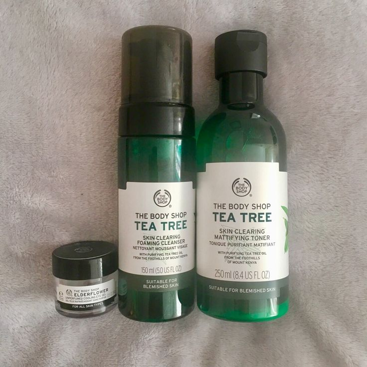 Hello guys and gals! Good things come in threes and with The Body Shop this is no exception! I took a cheeky trip to The Body Shop, as I needed some new tea tree toner, and they had 3 for 2 on most…