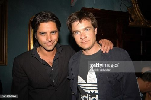 NEW YORK CITY, NY - MAY 17: John Stamos and Jason Bateman attend... #cerkljenagorenjskem: NEW YORK CITY, NY - MAY 17:… #cerkljenagorenjskem
