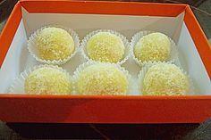 Eierlikör- Pralinen (Rezept mit Bild) von Birgit1980   Chefkoch.de                                                                                                                                                      Mehr