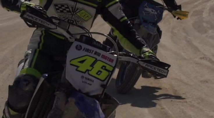 Valentino Rossi's MotoRanch In Tavullia (VIDEO)