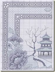 2 -   Almofadas em Ponto Cruz Oriental -  /       Cushions in Eastern Cross Stitch -