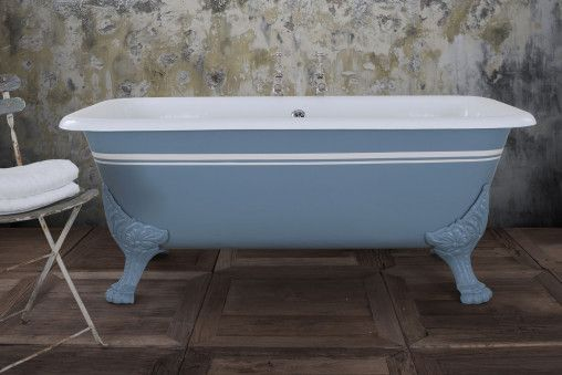Roman Cast Iron Bath