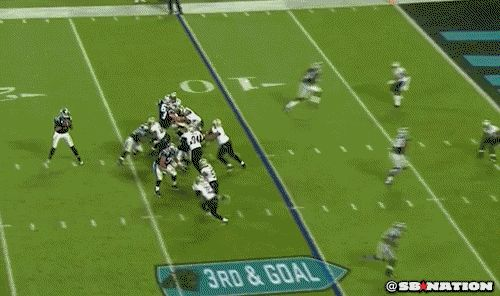 How Close was Cam Newton's Diving Touchdown Thursday Night? Want to See? [GIF] | FatManWriting