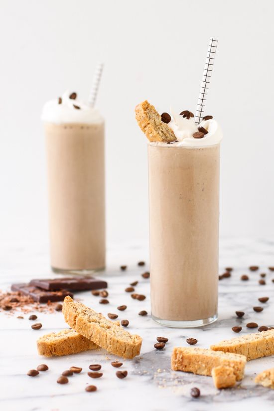 The Best Coffee Milkshake
