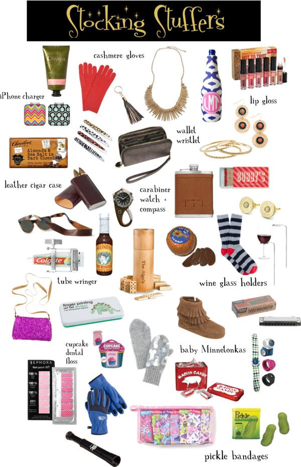 Things To Ask For For Christmas Teenage Girl: 17 Best Images About Stocking Stuffers On Pinterest