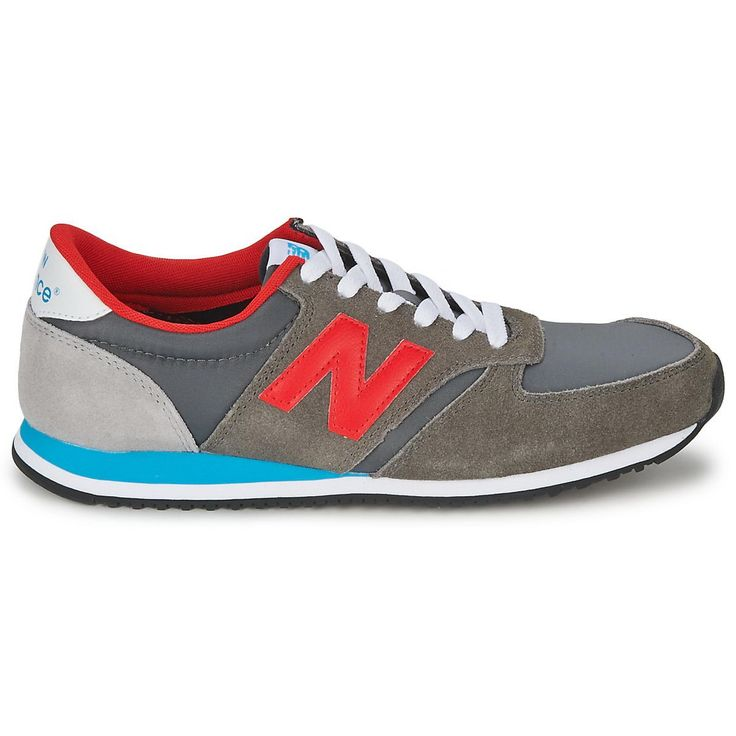 New Balance 420 Women's Grey Red U420 Red 420 Delivery Mode:Free Shipping Return Policy:60 Days Free Returns More Buy More Discount