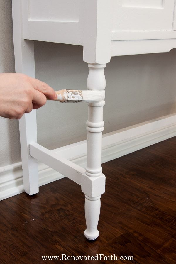 How To Paint Furniture White The Right, Best White Paint For Furniture