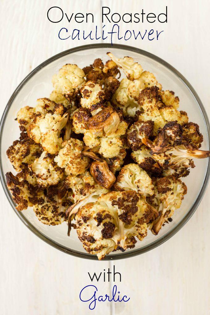 As 25 melhores ideias de Oven roasted cauliflower no ...