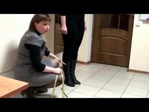 Как снимать мерки для построения юбки и брюк