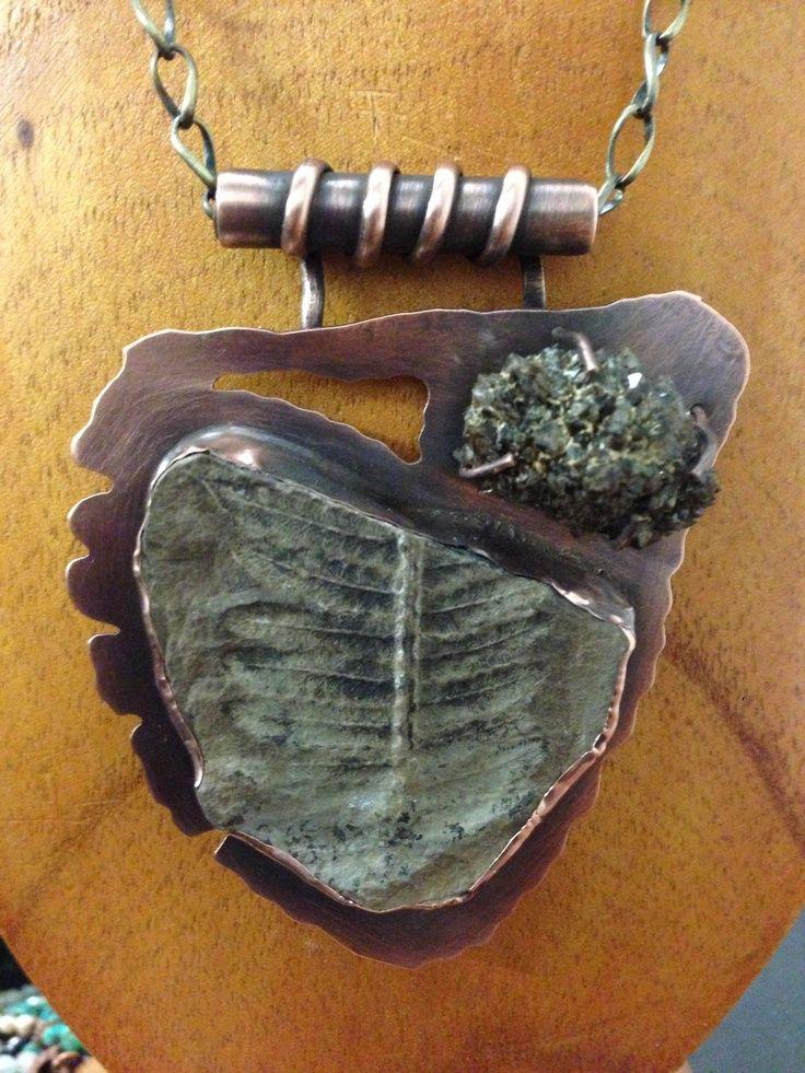 Kim st jean jewelry | Captured fossils. Kim St Jean