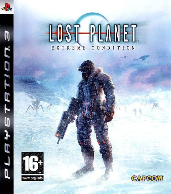 Lost Planet Extreme Condition Full Game Free Download | SKIDROW GAMING ARENA