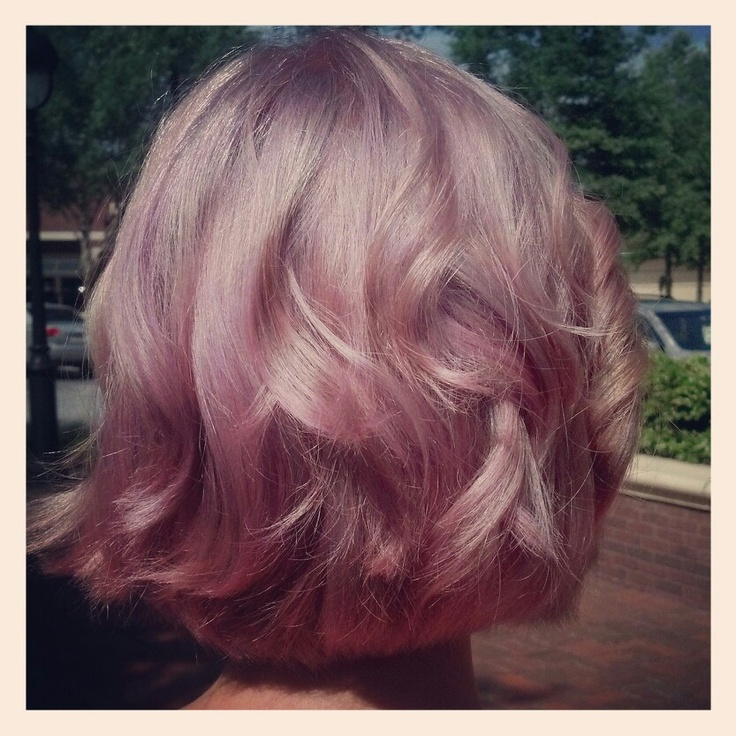 Pastel Pink Hair | dye | Pinterest