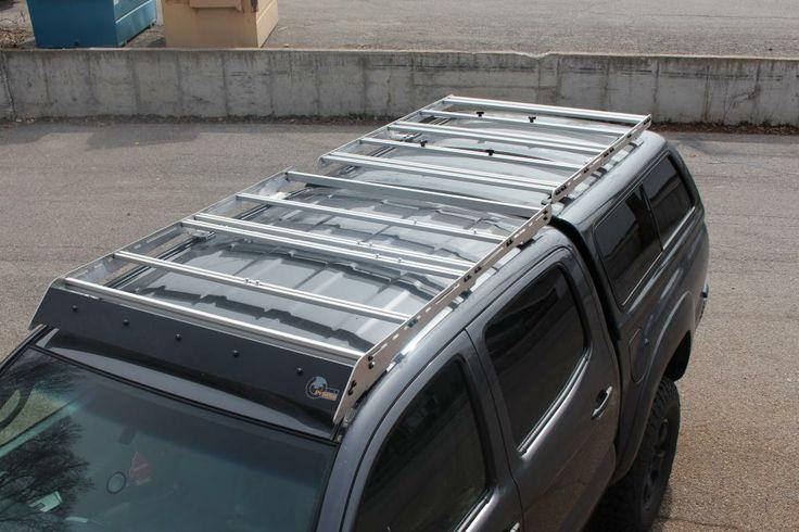 Diy Kayak Rack >> PrInSu Design Studio Roof Racks BS Thread | truck | Roof ...