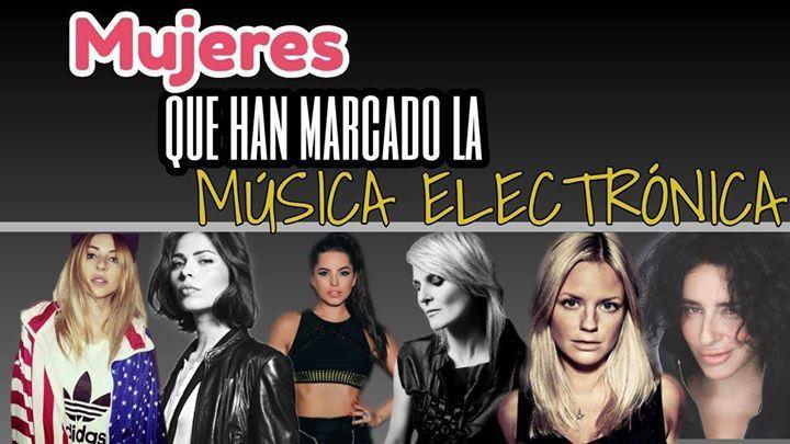 MUJERES QUE HAN MARCADO LA MUSICA ELECTRONICA - Majo Montemayor #YouTube #LuigiVanEndless #VBlogger #Videos #MúsicaElectrónica #ElectroLovers https://youtu.be/2-Uy5Kz1KPY En el día internacional de la mujer decidí hablar un poco de las mujeres que han marcado la Música Electrónica en la historia. Desde aquellas mujeres que fueron pioneras con el sonido hasta algunas de las mujeres más representantes de la escena mundial actual.  SUSCRÍBETE…