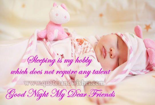 Good Morning Greetings for Friends | good night sweet dreams 2 Cute Good Night Messages, Sweet sleep, Sweet ...