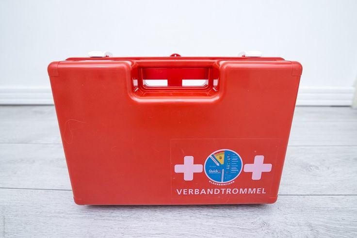 Luxe EHBO-koffer voor in huis.