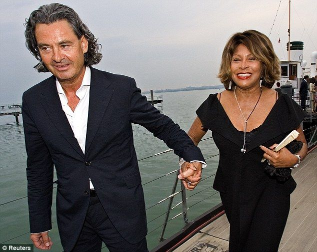 Newlyweds: Tina Turner, 73, is said to have wed her 57-year-old German toyboy Erwin Bach in Switzerland