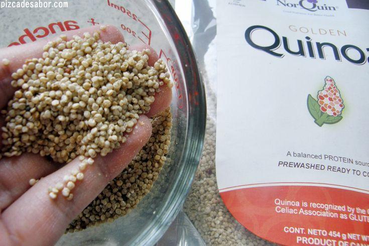 Recetas, fotos, técnicas y tips de cómo cocinar la quinoa paso a paso. Aprende a preparar deliciosos platillos con este ingrediente originario de los Andes.