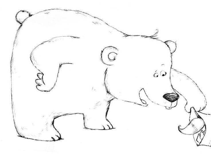 ours sur le site de l'illustratrice