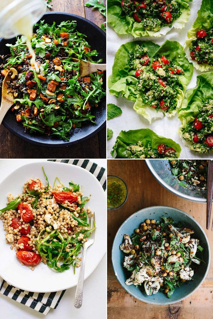Whole Grain Salad Recipes | POPSUGAR Food