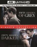 Fifty Shades: 2-Movie Collection [4K Ultra HD Blu-ray]