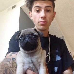 Sam Pepper and Chinston Pugsworth