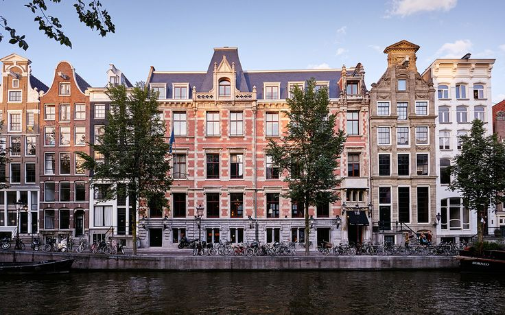 Hoxton in Amsterdam - 16 Hotels With Five-Star Style for Less Than $200 a Night | Travel + Leisure