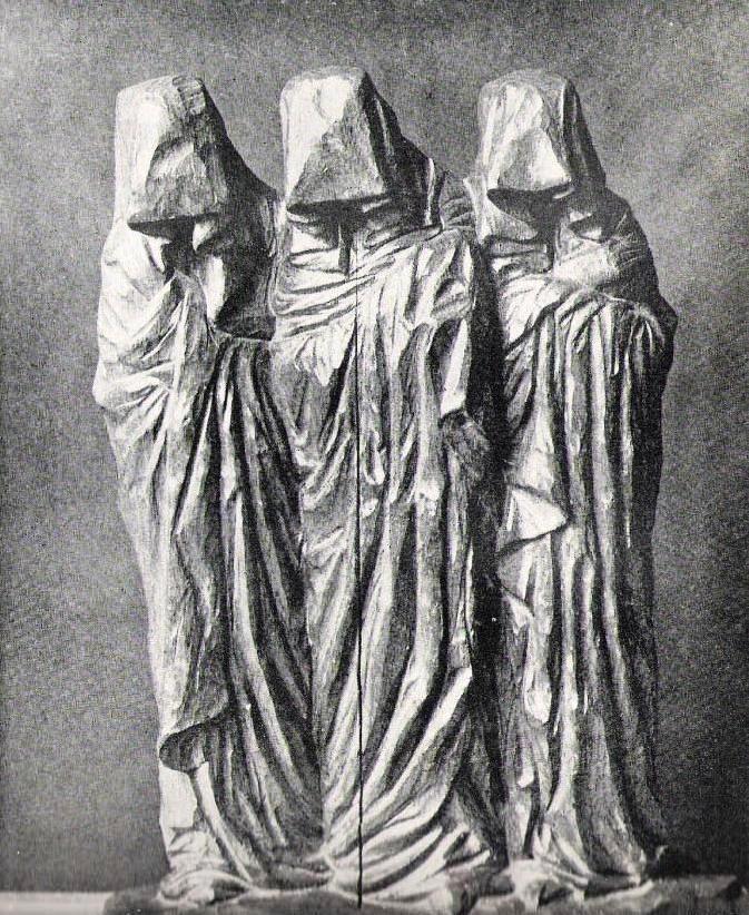 Georges Minne (1886-1941) - Weeping Women
