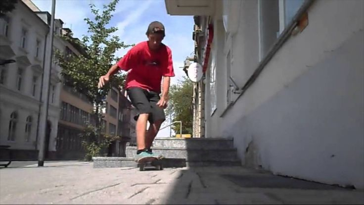 Skateboarding tricks for beginners with our SB-1 complete skateboard @ w...