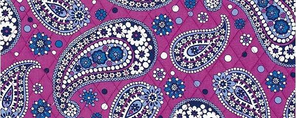 Vera Bradley Purple Pattern Patterns I Like Pinterest And