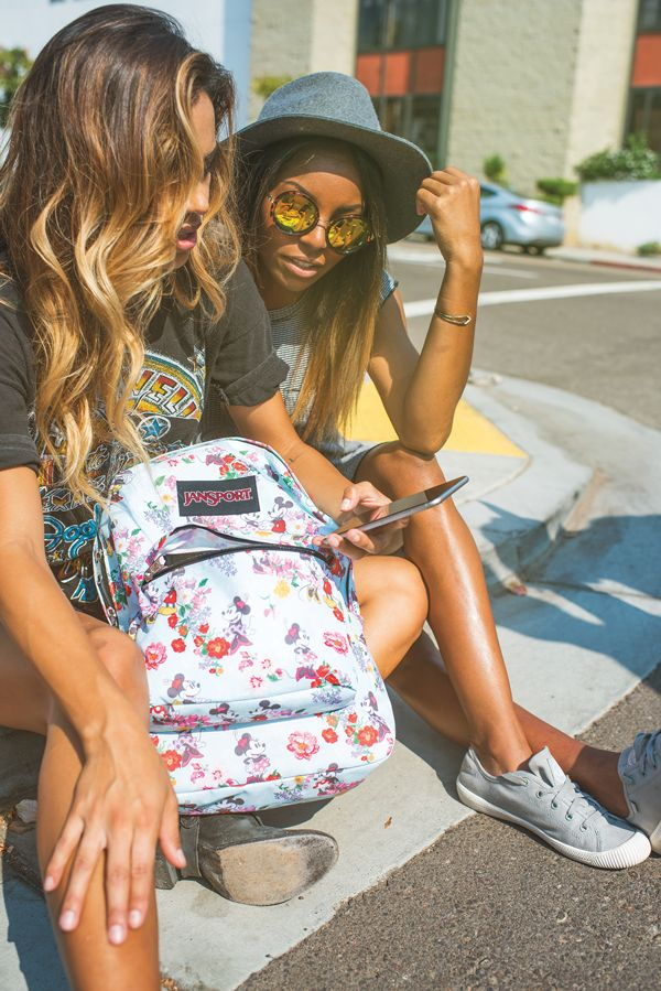 It's here. The first ever Disney | JanSport backpack collection. Shop the #DisneyxJanSport collection at select retailers and jansport.com