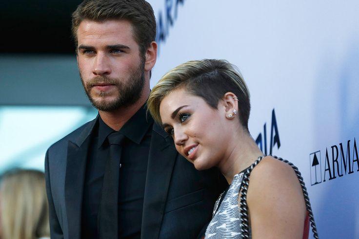 Miley Cyrus cambia de look por Liam Hemsworth